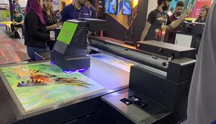 freecolor printer and Brasilmak in Future Print Exhibition